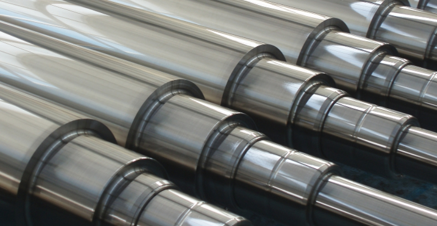 Forged Rolls Manufacturers India